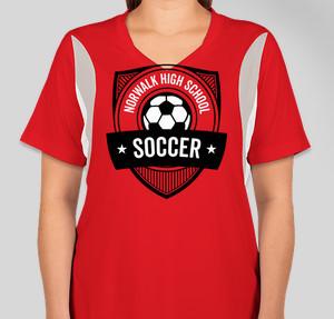 02ccba747dc Soccer T-Shirt Designs - Designs For Custom Soccer T-Shirts - Free ...