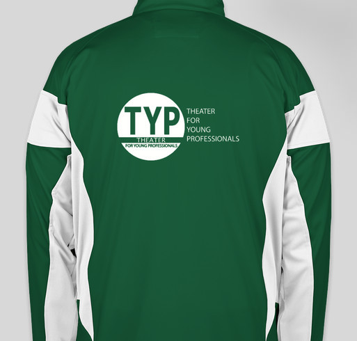 Theater for Young Professionals is raising money to support and cultivate arts education for youth. Fundraiser - unisex shirt design - back