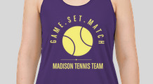 Madison Tennis Team