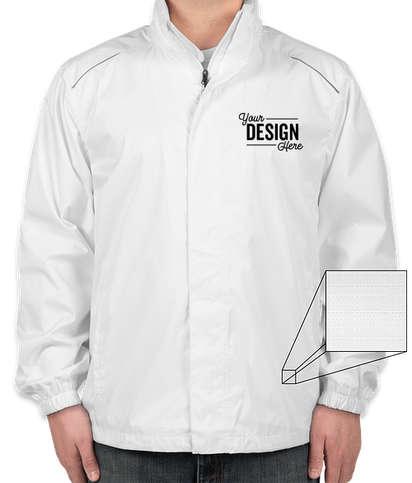 Core 365 Waterproof Ripstop Jacket - White