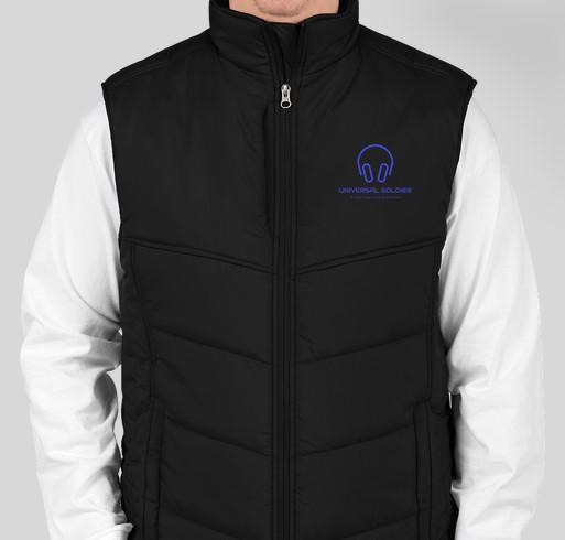 Port Authority Puffy Vest