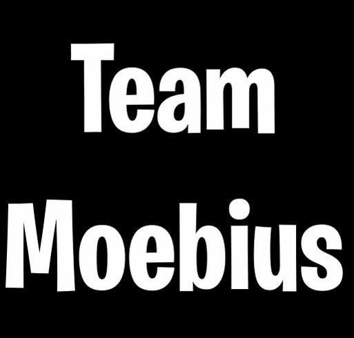 Team Moebius Shirts shirt design - zoomed
