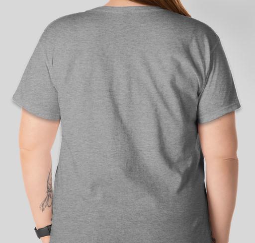 Get your t-shirt and represent RevGalBlogPals! Fundraiser - unisex shirt design - back