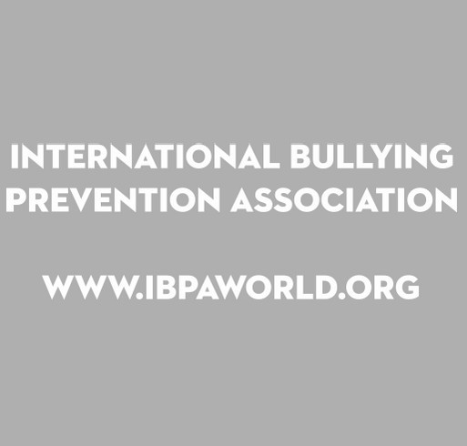 International Bullying Prevention Association: Kindness - Pass it on shirt design - zoomed
