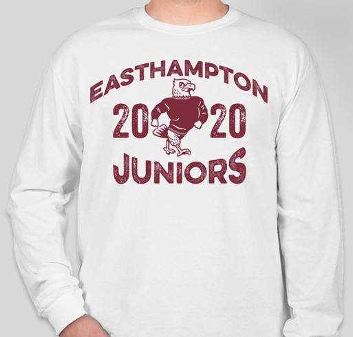 EHS Junior Class T-Shirt Fundraiser - unisex shirt design - front