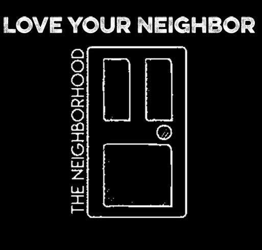 """Love Your Neighbor"" - The Neighborhood College Ministry Puerto Rico Mission Trip shirt design - zoomed"