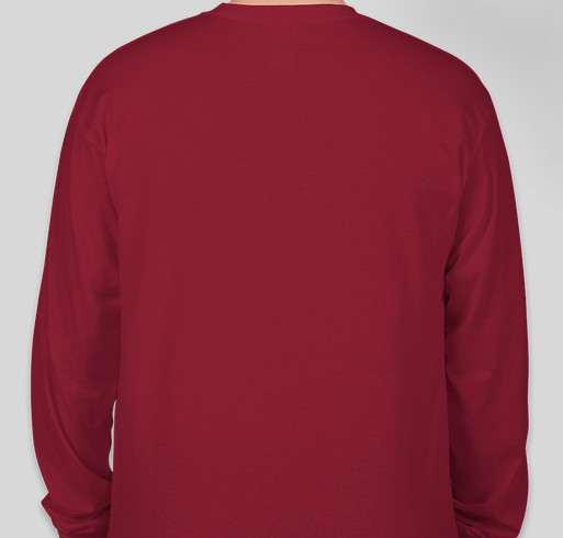 2019-2020 Schola Rosa and R.A.S. Online Academy T-Shirts Fundraiser - unisex shirt design - back