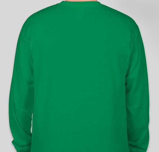East Coast Electric Vehicle Round Up Event Shirt Pre-Sale! Fundraiser - unisex shirt design - back
