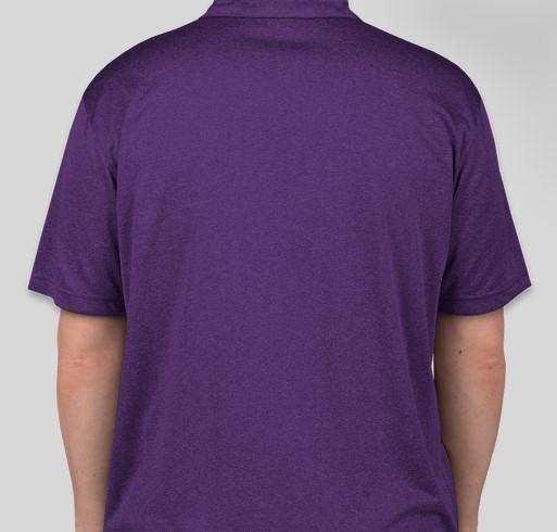 VPCT Fundraiser Fundraiser - unisex shirt design - back