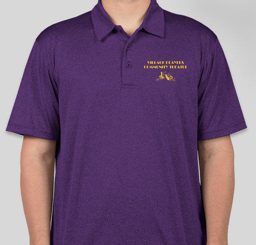 VPCT Fundraiser Fundraiser - unisex shirt design - front