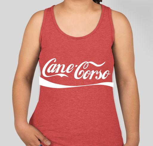 Cane Corso - Canine Epilepsy Project Fundraiser Part 3 Fundraiser - unisex shirt design - front