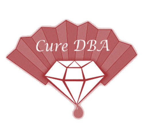 DBA Foundation Polos for a cure shirt design - zoomed