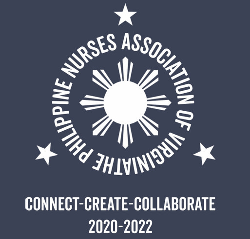PNA Virginia Celebrates Nurses 2021 shirt design - zoomed