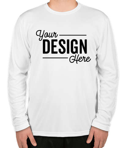 Canada - ATC Competitor Long Sleeve Performance Shirt - White