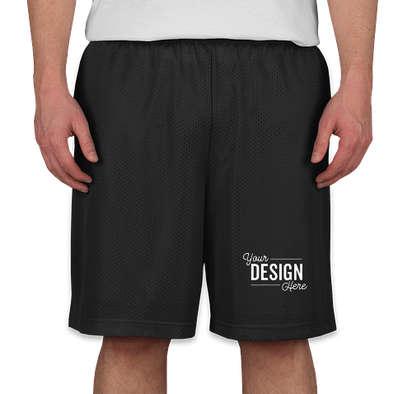 Canada - ATC Mesh Shorts - Black