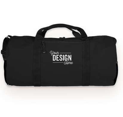 Team 365 Large Duffel Bag - Black