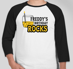 Happy Birthday T Shirt Designs