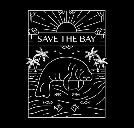 Save The Bay! shirt design - zoomed