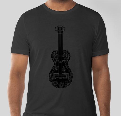 Angie Goeke's 2021 Album Fundraiser - unisex shirt design - front