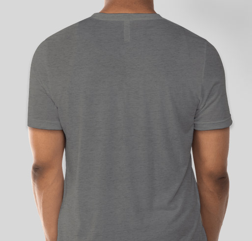 VirtMe Technology Scholarships Fundraiser - unisex shirt design - back