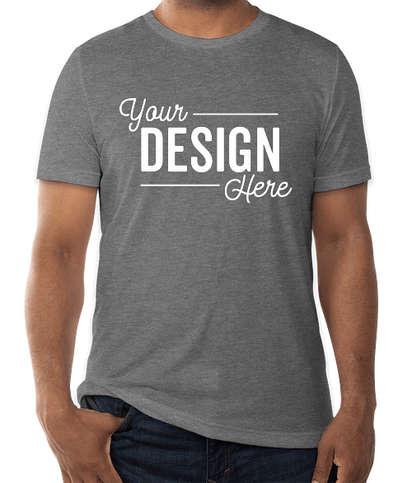 Custom Bella Canvas Tri Blend T Shirt