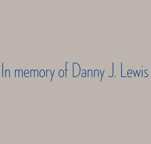 Save the Danatee Memorial shirt design - zoomed