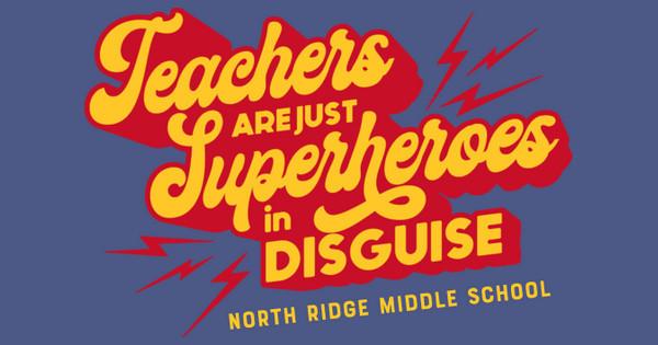 Teacher Superheroes