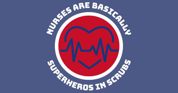 superhero nurse