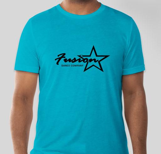 Support Your Studio... Fusion Dance Company Fundraiser - unisex shirt design - front