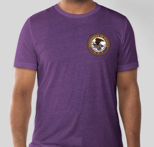 JUK Adult T-Shirt Fundraiser Fundraiser - unisex shirt design - front
