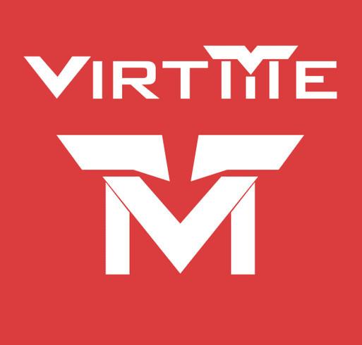 VirtMe Technology Scholarships shirt design - zoomed