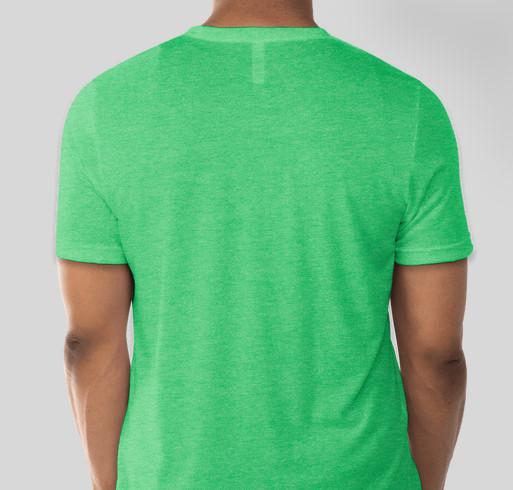GKC Disciples - Renew T-Shirt Fundraiser - unisex shirt design - back