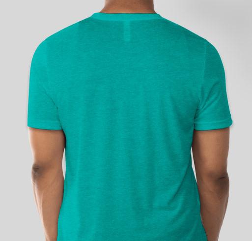 TucSAAM - Greater Tucson Sex Assault Awareness Month Fundraiser - unisex shirt design - back