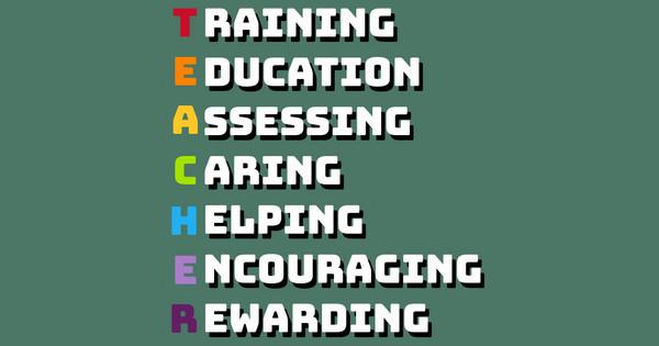 teacher acronym