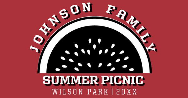 Johnson Family Picnic