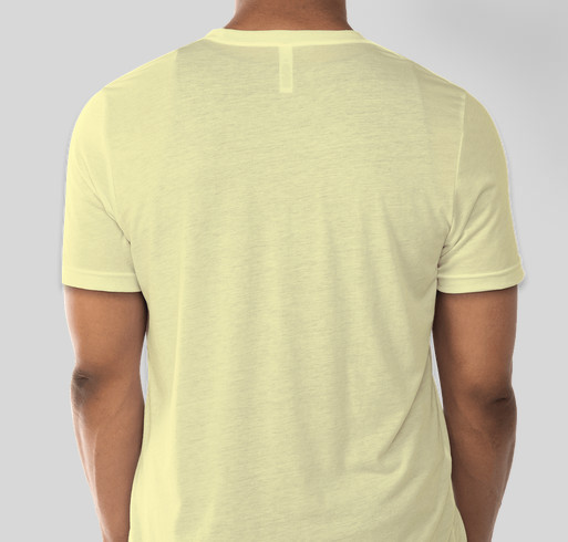 PRIDE at Google Chicago - Pride 2021 Fundraiser Fundraiser - unisex shirt design - back