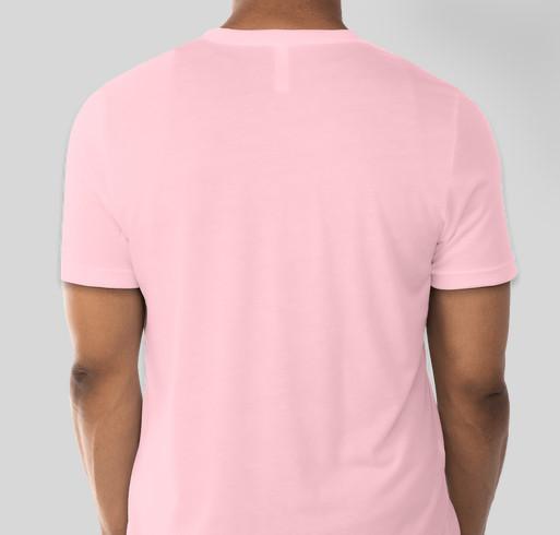 We Are Manitou 2019 Fundraiser - unisex shirt design - back