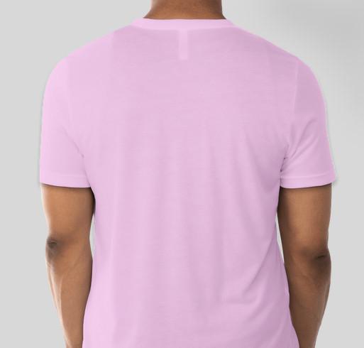 Mental Health is Health - In Memory of Twan Fundraiser - unisex shirt design - back