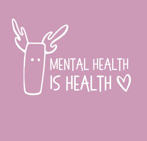 Mental Health is Health - In Memory of Twan shirt design - zoomed