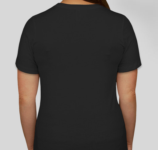TRA Community Solidarity Fundraiser - unisex shirt design - back