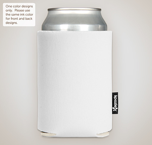 Foldable Can KOOZIE ® - Selected Color