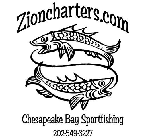 c3d5ae4c0 Zion Charters Cool-Dri Performance Fishing Shirts Custom Ink Fundraising