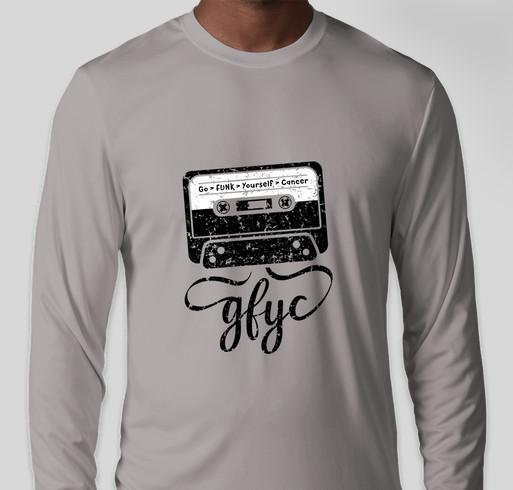 GFYC 2021 Fundraiser Fundraiser - unisex shirt design - front