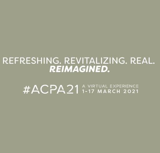 #ACPA21 Long Sleeve T-Shirt shirt design - zoomed