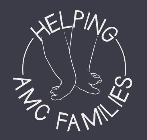 Helping AMC Families - LOGO BAGS! shirt design - zoomed
