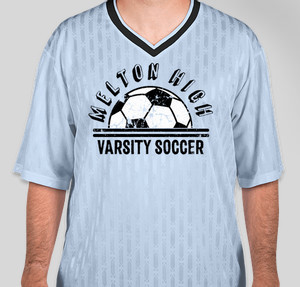 Soccer T-Shirt Designs - Designs For Custom Soccer T-Shirts - Free ...