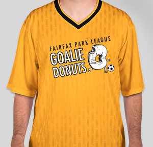 Goalie Donuts