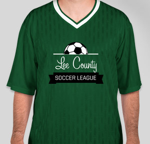 lee county soccer - Soccer T Shirt Design Ideas