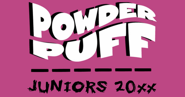 Juniors Powder Puff