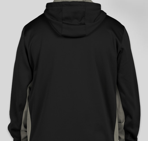 Get Your Brigade Gear! Fundraiser - unisex shirt design - back